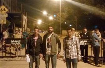 ارتفاع أعداد الناخبين بمدرسة الدكتور محمود عمر.. وإقامة شاشة عرض كبيرة لنقل مباراة مصر واليونان   صور
