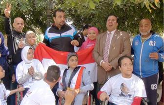 الحملة الشعبية بالإسماعيلية تدعو المواطنين للإدلاء بأصواتهم في الانتخابات الرئاسية | صور