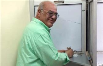 صلاح عبدالله ومها أبو عوف ومي كساب ونضال الشافعي يدلون بأصواتهم في الانتخابات