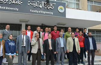 رئيس جامعة بورسعيد يشيد بمشاركة أعضاء هيئة التدريس والطلاب في الانتخابات الرئاسية