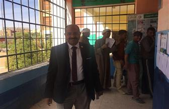 """مؤسس مبادرة """"بناء مصر"""" يدلي بصوته في الانتخابات الرئاسية"""