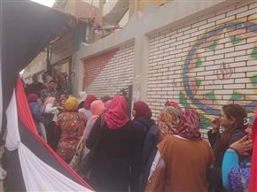 تواصل التصويت بلجان العبور في اليوم الثالث والأخير لانتخابات الرئاسة