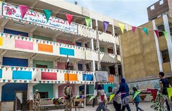 تواصل توافد الناخبين على لجان حدائق الأهرام في اليوم الثالث والأخير للانتخابات
