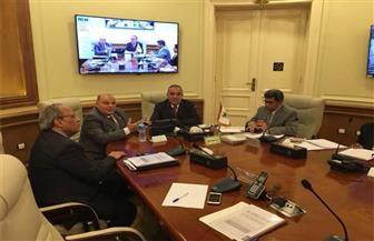 """وزير التنمية المحلية يستقبل رئيس """"الأمن القومي"""" بالنواب لمتابعة سير العملية الانتخابية"""