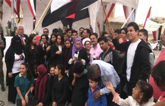 مسيرات لحث المواطنين على المشاركة بالانتخابات في شبرا