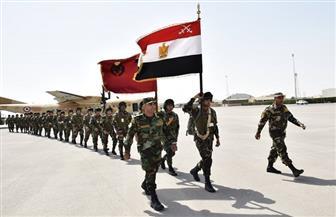 """استمرار فعاليات """"درع الخليج-1"""" بمشاركة عناصر من القوات المصرية بجانب 22 دولة"""