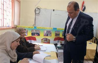 رئيس نادي قضاة مصر يدلي بصوته في الانتخابات بالدقهلية | صور
