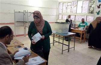 إقبال السيدات أكثر من الرجال على الانتخابات الرئاسية في ٦ أكتوبر| صور