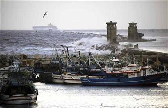 إغلاق ميناءى الغردقة ونويبع  البحريين لسوء الأحوال الجوية