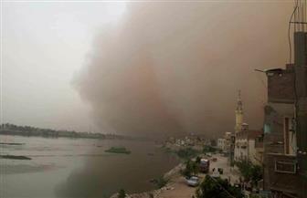 إغلاق 3 طرق بنطاق محافظتي البحر الأحمر والوادي الجديد لسوء الأحوال الجوية