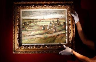"""توقعات ببيع لوحة منظر طبيعي لـ""""فان جوخ"""" بملايين الدولارات في مزاد"""