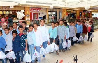 """""""الأورمان"""" تبدأ الاحتفال بيوم اليتيم بتوزيع ملابس جديدة على 20 ألف طفل بالمحافظات"""