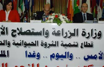 وزير الزراعة: القوافل البيطرية شملت 207 قرى بـ14 محافظة.. و300 مليون جنيه لإحياء مشروع البتلو
