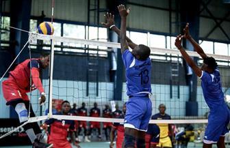 """""""فاب"""" الكاميروني يفوز على """"الشرطة"""" البنيني في بطولة إفريقيا للطائرة «رجال»"""