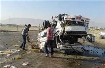 نيابة الإسماعيلية تصرح بدفن 9 لقوا مصرعهم في حادث مروع على الطريق الصحراوي