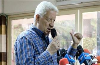 مرتضى منصور: حل أزمة الزمالك بعد 4 أيام عقب تدخل رئيس الوزراء