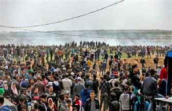 جيش الاحتلال الإسرائيلي يقصف ثلاثة مواقع لحماس في غزة