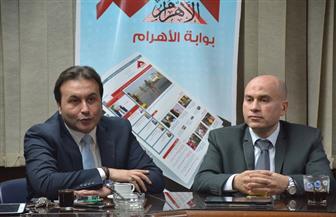 """مسئولو راديو النيل في ندوة """"بوابة الأهرام"""": الرسالة الإعلامية تتغير وتبقى الثوابت الأخلاقية"""