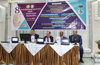 انتهاء فعاليات المؤتمر الثامن لجامعة المنصورة لأمراض الكلى المنعقد في دمياط |صور