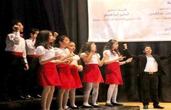 عرض استعراضي لطلاب مدارس بورسعيد الدولية   صور