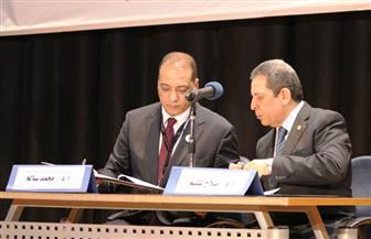 توقيع بروتوكول تعاون بين تربية بورسعيد والأكاديمية المهنية للمعلمين