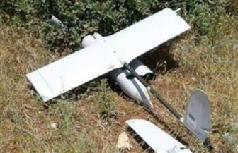 سقوط طائرة إسرائيلية بدون طيار جنوب لبنان