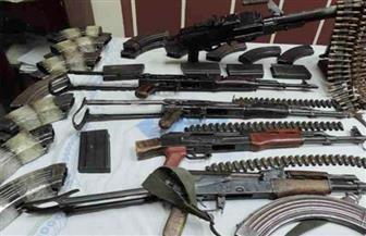 ضبط 27 سلاحا غير مرخص وتنفيذ 2077 حكما قضائيا فى حملة أمنية بسوهاج