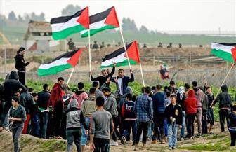 إصابة 350 فلسطينيا برصاص الاحتلال الإسرائيلي والغاز المسيل للدموع