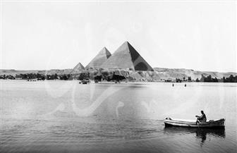 مشاهد من مصر.. صور نادرة تعود لعام 1868