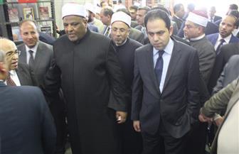 مستشار الإمام الأكبر: الأزهر يستهدف مزيدا من التواصل مع الناس عبر معرض الإسكندرية للكتاب