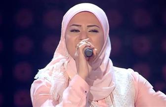 the voice.. تأهل المشتركة السورية المحجبة للنهائيات