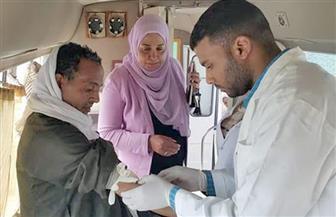 محافظ القليوبية: الكشف على 13500 مواطن ضمن حملة القضاء على فيروس سي