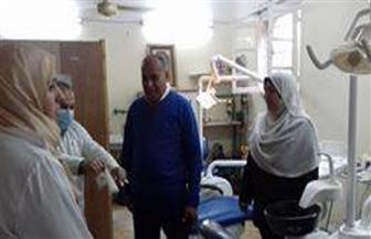 """إحالة 10 من العاملين بوحدة صحة """"محلة زياد"""" في سمنود للتحقيق   صور"""