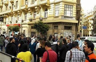 أول مسيرة تأييد للمرشح الرئاسي موسى مصطفى موسى  صور