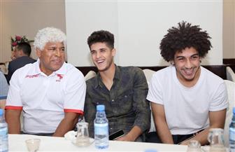 الشيخ وحسين السيد يستعدان لمواجهة صالح جمعة في الدوري السعودي