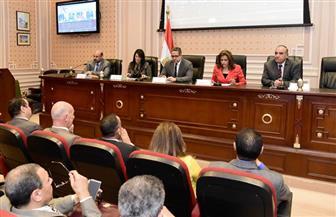 """""""سياحة النواب"""": اجتماع مع وزير النقل لمناقشة رفع كفاءة منطقة الهرم"""