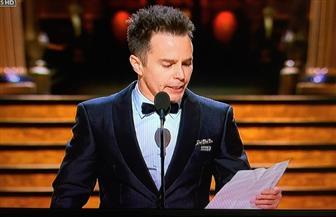 """سام روكويل يفوز بأوسكار أفضل ممثل مساعد عن دوره في فيلم """"ثري بيل بوردز"""""""