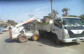 """""""أوقاف القاهرة"""" تواصل تنظيم حملات النظافة"""