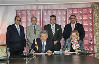 وزير التعليم العالي: مصر حريصة على دعم علاقات التعاون مع بريطانيا بمجالات الثقافة والبحث العلمي