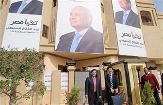 منسق حملة الرئيس السيسي يستقبل سفيري الصين وسنغافورة بالقاهرة