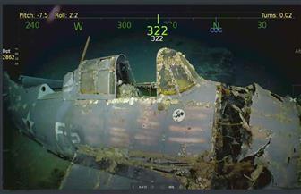 العثور على حطام حاملة طائرات أمريكية مفقودة بعد مرور 76 عامًا على غرقها