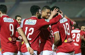 انطلاق مباراة الأهلي وتاونشيب في برج العرب
