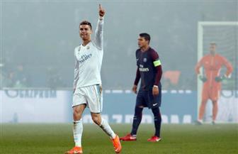 كريستيانو رونالدو يفتتح التسجيل لريال مدريد ويصعب المهمة على باريس سان جيرمان