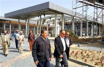 ميناء شرق بورسعيد يستعد لاستقبال الوفود المشاركة في مؤتمر المناطق الصناعية المستدامة