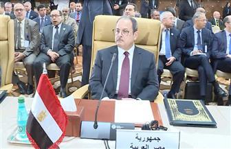 وزير الداخلية يشارك في الدورة الـ35 لاجتماعات وزراء الداخلية العرب