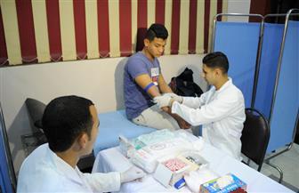 علاج شباب التجنيد المصابين بفيروس سي داخل القوات المسلحة
