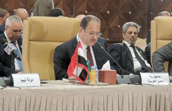 وزير الداخلية يعقد لقاءات ثنائية مع نظرائه العرب لمناقشة سبل دعم وتطوير التعاون الأمني