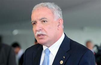 وزير الخارجية الفلسطيني: على المجتمع الدولي انتهاج آلية عقوبات ومقاطعة وعزل لإسرائيل