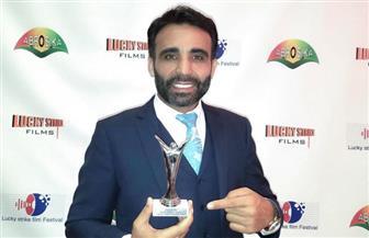 المخرج الفلسطيني إياد حجاج: رسالتي تحسين صورة الشخصية العربية في أمريكا من خلال السينما | فيديو
