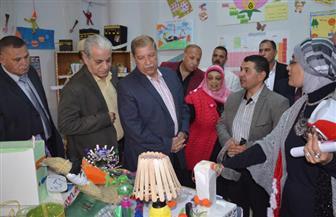 محافظ الإسماعيلية يشهد احتفالية التربية والتعليم بذكرى يوم الشهيد | صور